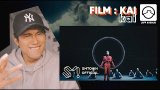 Performer Reacts to KAI's 'FILM : KAI'