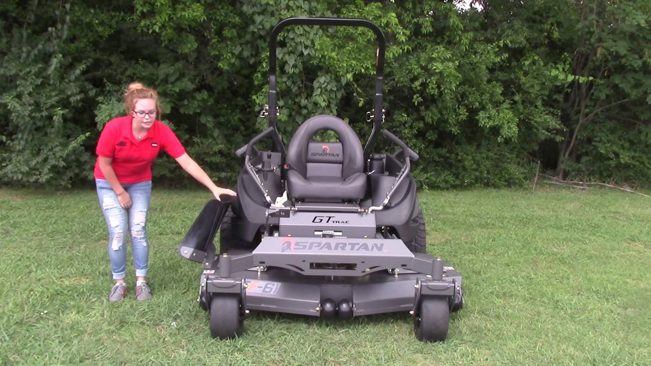 Spartan Zero Turn Mowers