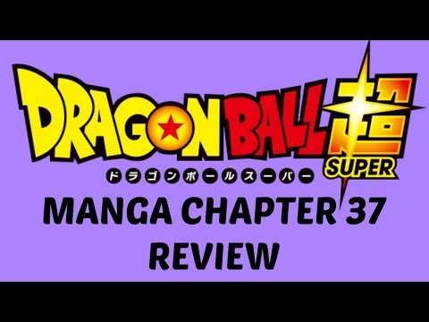 Dragon Ball Super Manga Chapter 37