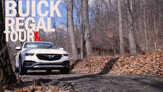 Buick Regal TourX AWD (New model)