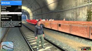 GTA 5 Online Crime Scenester Contact Mission from High Life Update