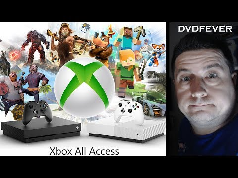 How to buy Xbox All Access - and Is It Worth It? - DVDfeverGames