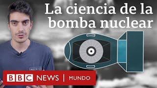Hiroshima y Nagasaki: cómo funciona una bomba nuclear y por qué es tan destructiva | BBC Mundo