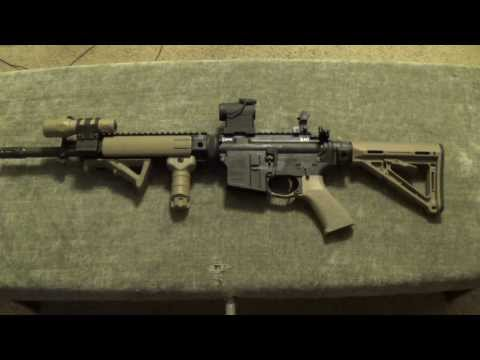 Review of the Bravo Company EAG rifle M4 .223.