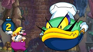Wario Land Shake It! (Wii/Dolphin) - All Bosses/All Boss Fights (No Damage + Ending) 1080p 60FPS