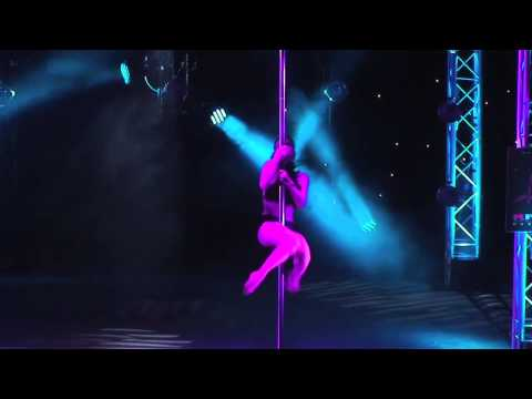 World Pole Dance 2014 - Ekaterina Guseva - Russia