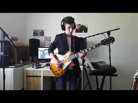Guitar Cover Funky-Blues -Enzo Cappadona