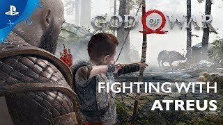 God of War - Designing an Effective Companion | PS4