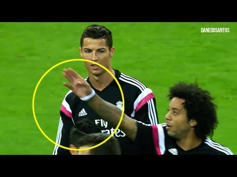 This is why Cristiano Ronaldo is a great football player