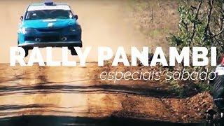 REVIEW 2017   Imagens das especiais de sábado   Rally Panambi 2017