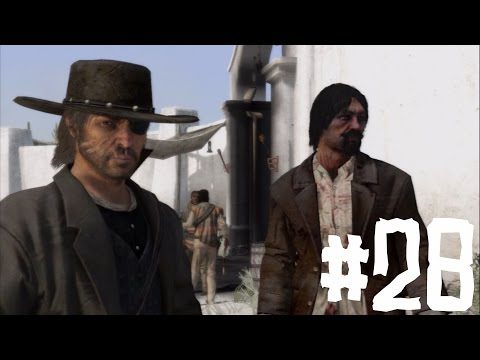THE WAR IS OVER | Red Dead Redemption - Episode 28