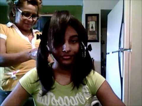 dominican hair styling in the hair salon 1029 | hqdefault