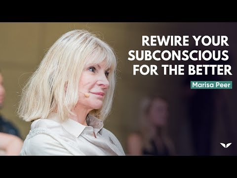 How To Achieve Lasting Change By Rewriting Your Subconscious Beliefs | Marisa Peer