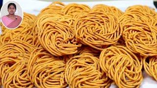 1kg அரிசி மாவில் தீபாவளிக்கு முறுக்கு இதுபோல செஞ்சி பாருங்க | Diwali Recipes | Snacks Recipes Tamil