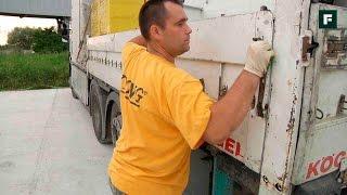 Ассортимент, хранение и транспортировка газобетона
