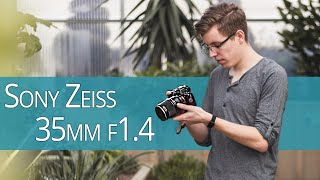 Sony Zeiss FE 35mm f1.4 - Long Term Lens Review