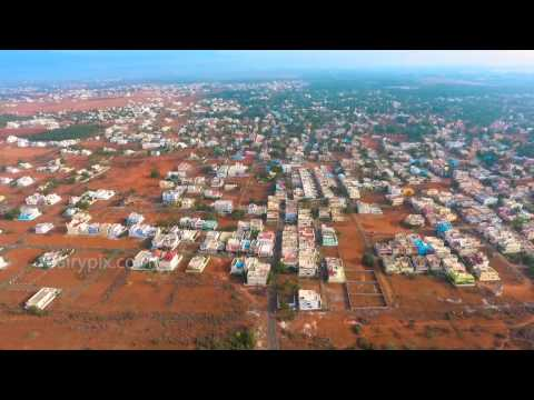 Coimbatore Aerial View | Helicam (Drone) Visuals