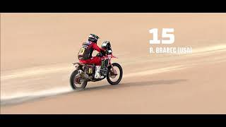 Monster Energy Honda Team Dakar 2019 Stage 4