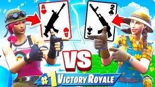 WAR CARD JEU w/ SSundee 'NEW' Gamemode in Fortnite Battle Royale!