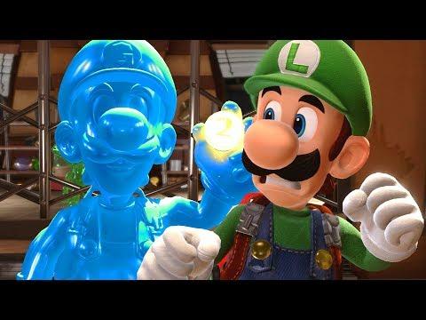 Luigi's Mansion 3 - Full Game Walkthrough (2 Player)
