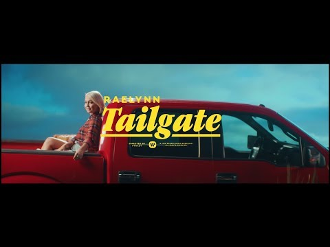 RaeLynn - Tailgate (Official Music Video)