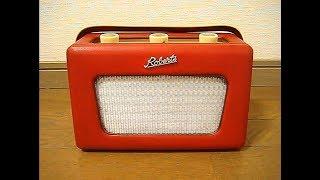 英国ロバートラジオ(Roberts Radio)のトランジスターラジオR300です。 ...