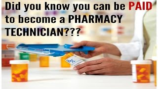 HOW TO BECOME A PHARMACY TECHNICIAN for Walmart || EASY || MY STORY