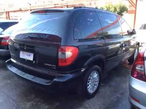 Chrysler Carros Usados >> Chrysler Gran Caravan 3 3 Le 4x2 V6 12v 4p 2006 Carros Usados E