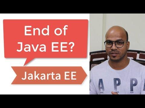 End of Java EE? | Jakarta EE