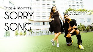 SORRY SONG | Tejas & Ishpreet | Neha Kakkar, Manindar Buttar | Dancefit Live