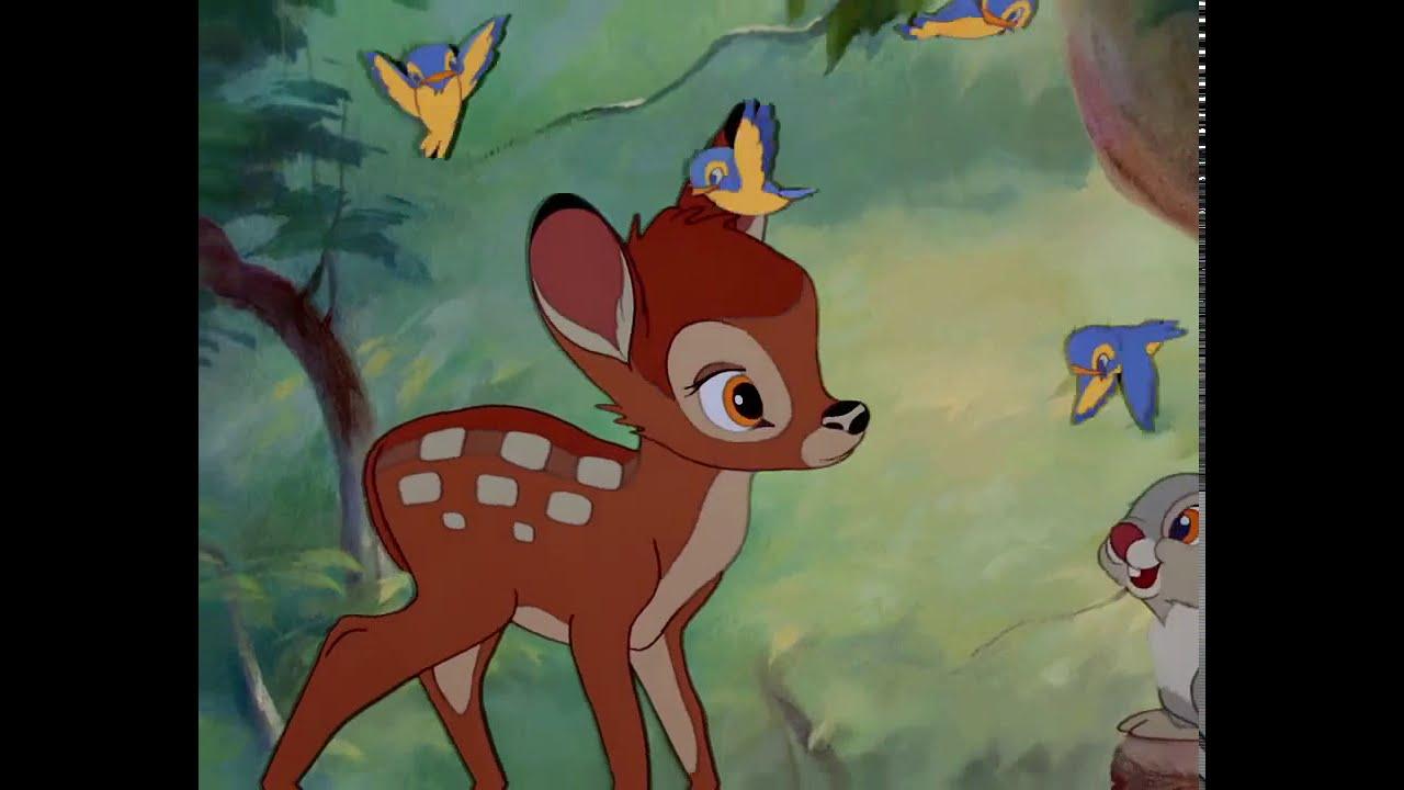 Bambi 1942 Youtube