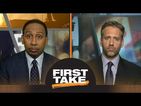 Stephen A. on Damian Lillard after Game 2 loss: He