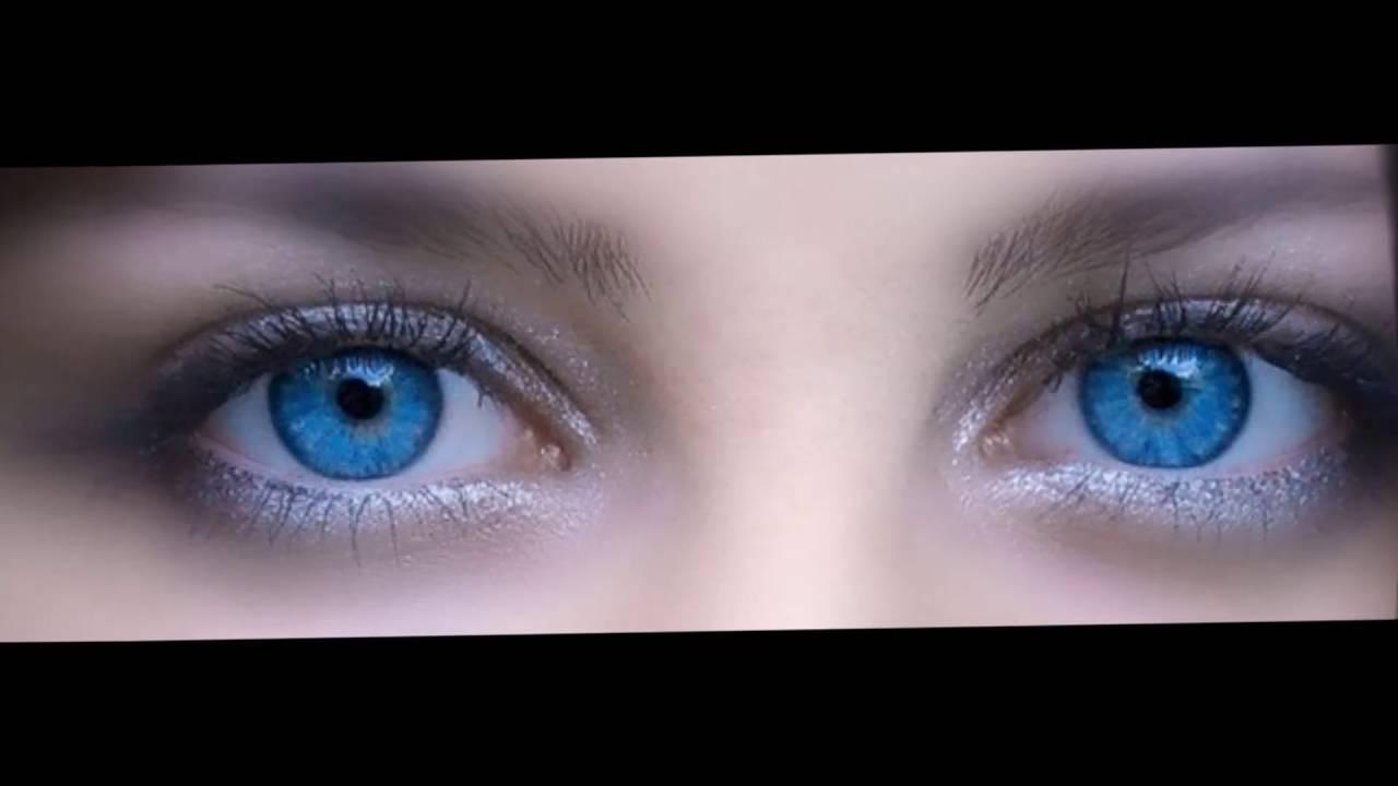 Макияж светлая кожа голубые глаза