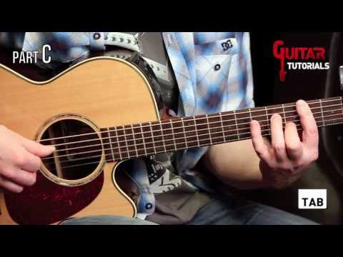 Since We Met (Tommy Emmanuel) - Guitar Tutorial with Francesco Zappa