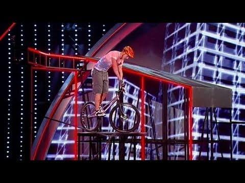 Joe Oakley - Britain's Got Talent Live Semi-Final - itv.com/talent - UK Version