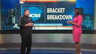NCAA Tournament Bracket Breakdown with Greg Kampe