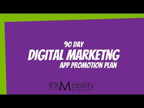 90 Day Digital Promotion Plan - August 2017 Webinar