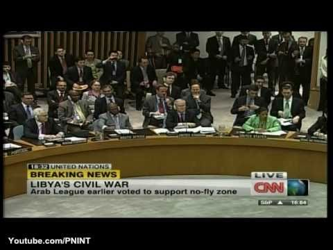 CNN: U.N. Security Council approved no-fly zone for Libya