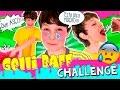 ¡¡GELLI Baff CHALLENGE!! 😰  Hacemos el RETO de la GELATINA: comer PICANTE, beber ACEITE, ¡y MÁS!
