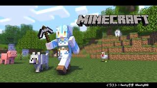 【Minecraft】まがまが迷路建築進めるよ~!【雪花ラミィ/ホロライブ】