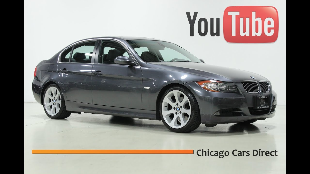 Chicago Cars Direct Presents A 2006 Bmw 330i Sport