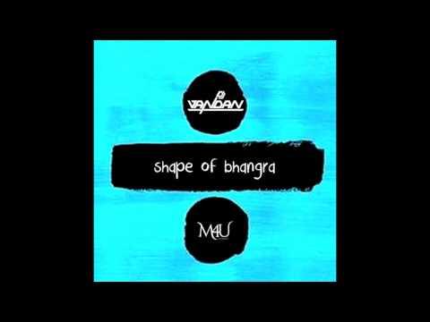 DJ Vandan - Shape Of Bhangra