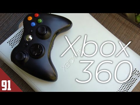 Using the Xbox 360, 14 years later