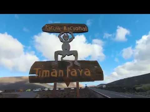 Timanfaya, visitar Marte sin necesidad de atravesar la estratosfera