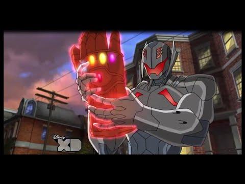 Avengers vs Thanos vs Ultron