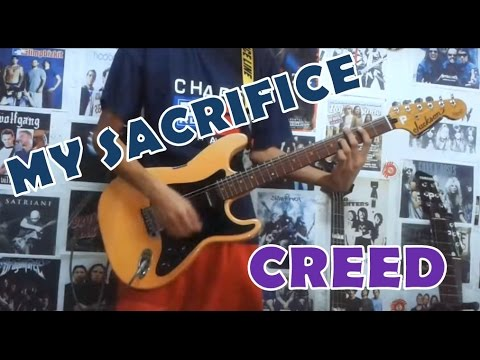My sacrifice - Creed(Guitar Cover)with Chords and Tab - YouTube