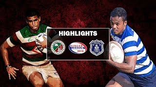 Match Highlights - Zahira College v St. Joseph's College Schools Rugby #36