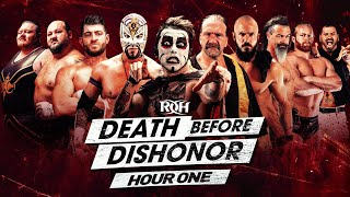 ROH Death Before Dishonor 2021: Hour One!