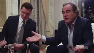 """""""Интервью с Путиным"""" Оливера Стоуна - трейлер"""
