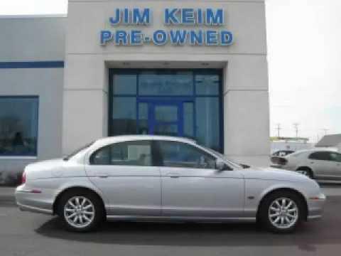 Keim Pre Owned >> Pre Owned 2001 Jaguar S Type Columbus Oh Youtube